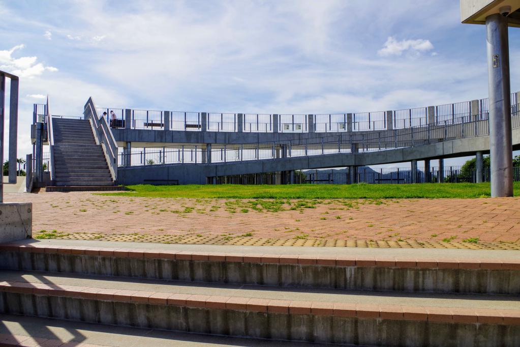鍋冠山公園展望台