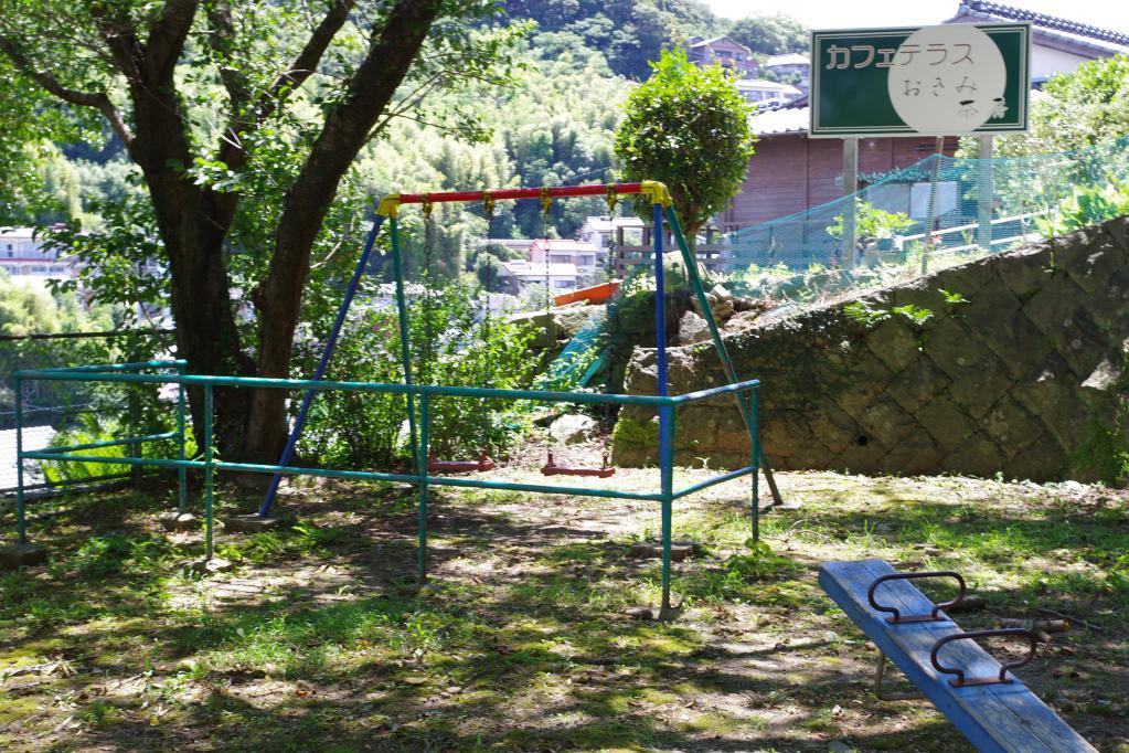 風頭公園の遊具