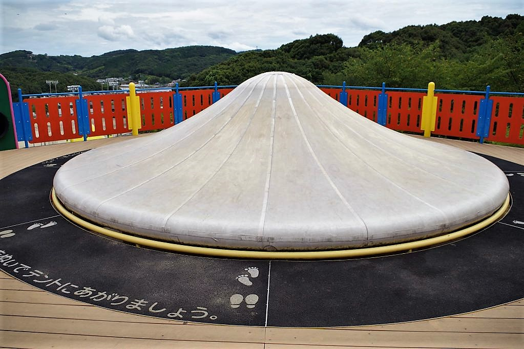360°滑り台