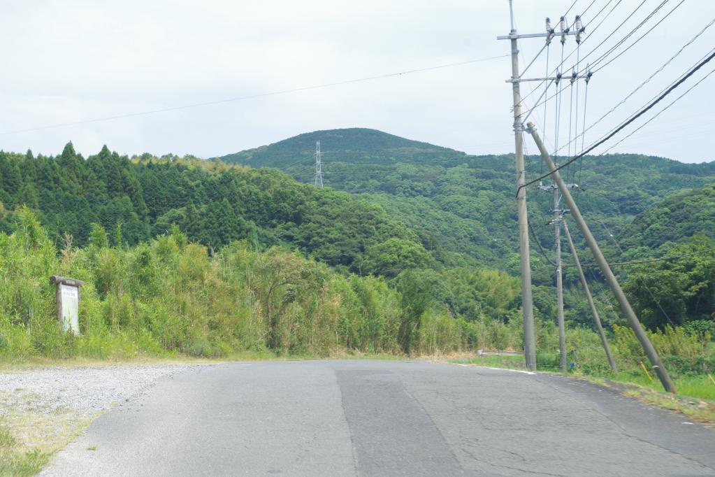 ほんと田舎道