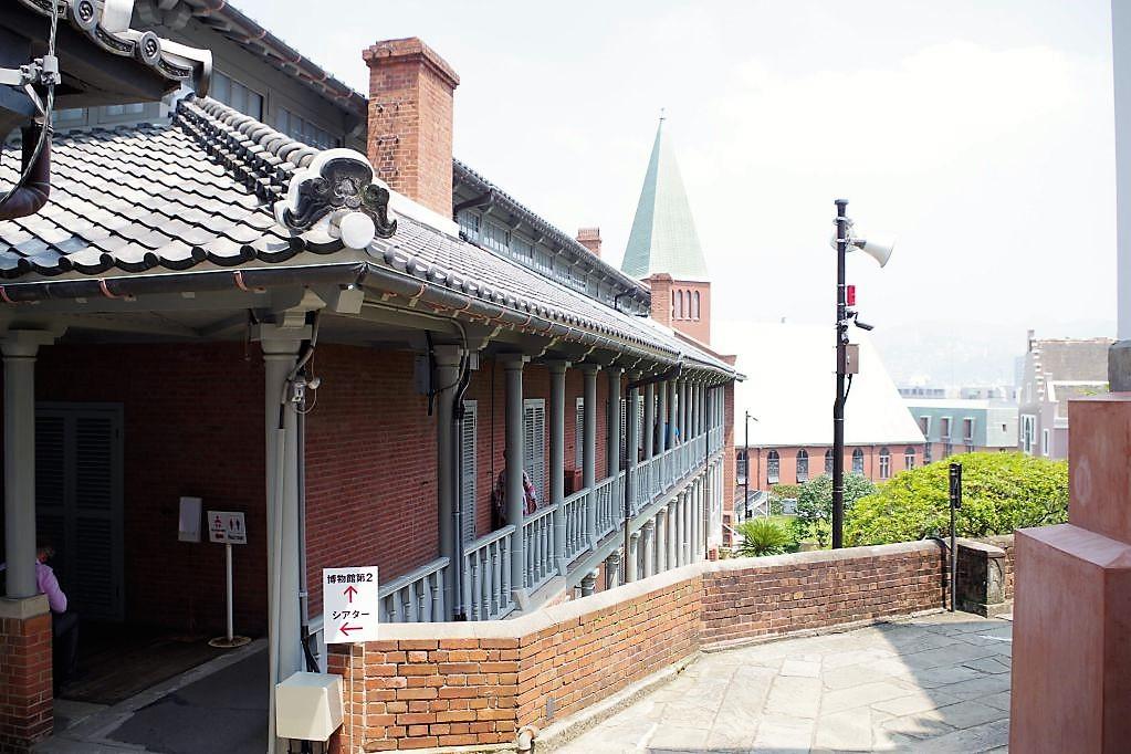 旧長崎大司教館