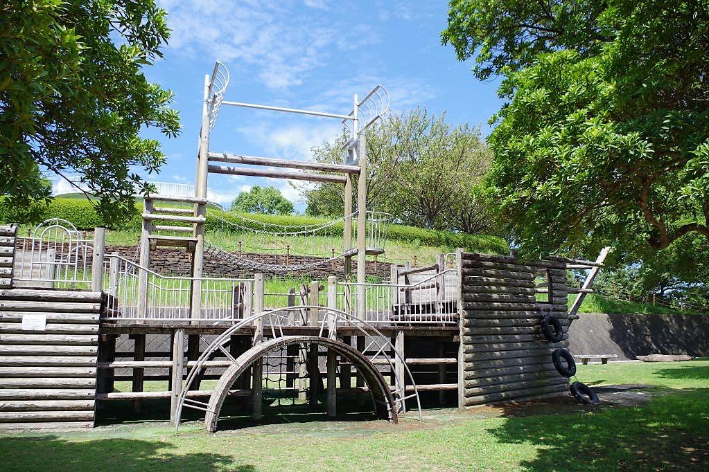 西海橋公園遊具