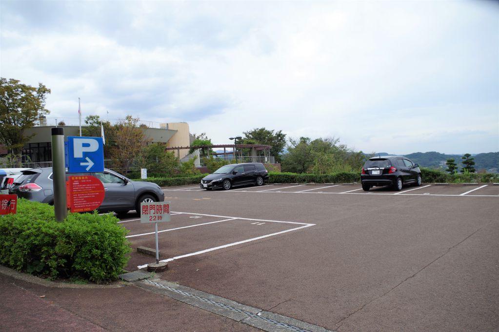 のぞみ公園駐車場